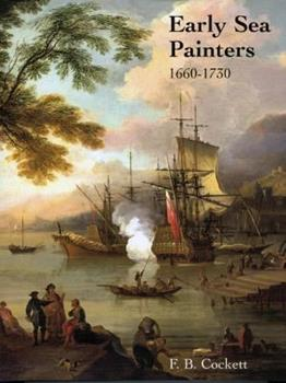Paperback Early Sea Painters, 1660-1730 Book