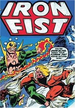 Essential Iron Fist, Vol. 1 (Marvel Essentials) - Book  of the Essential Marvel