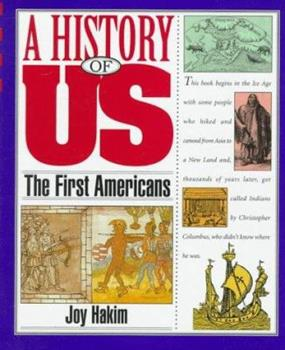 A History of Us: Book 1: The First Americans