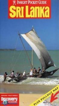 Paperback Sri Lanka Pocket Guide (Insight Pocket Guides) Book