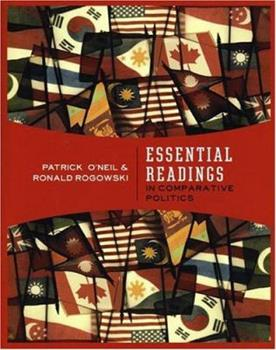 Paperback Essential Readings in Comparative Politics Book