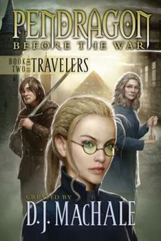 The Travelers: Book Two 1416965238 Book Cover