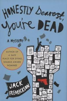 Honestly Dearest, You're Dead 0312380925 Book Cover