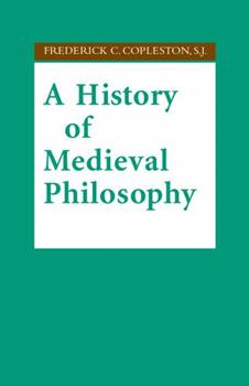 A History of Medieval Philosophy 0268010919 Book Cover