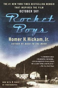 Paperback Rocket Boys: A Memoir Book