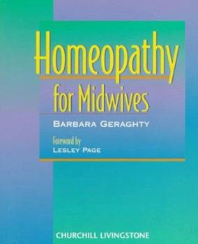 Paperback Homeopathy for Midwives Book