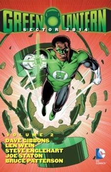 Green Lantern: Sector 2814 Volume 2 - Book  of the Green Lantern #Hal Jordan vol. 2