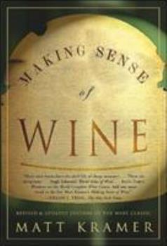 Making Sense of Wine 0688119174 Book Cover