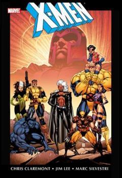 X-Men by Chris Claremont & Jim Lee Omnibus, Vol. 1 - Book #3 of the Uncanny X-Men 1963-2011