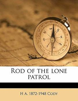 Paperback Rod of the Lone Patrol Book