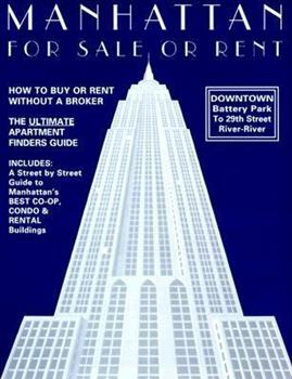 Paperback Manhattan for Sale or Rent--Downtown Book