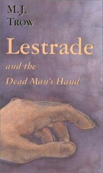 Lestrade and the Dead Man's Hand 0895262886 Book Cover
