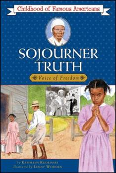 Sojourner Truth - Book  of the Childhood of Famous Americans