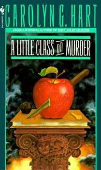 A Little Class on Murder (Death on Demand Mystery, Book 5) 0385264526 Book Cover