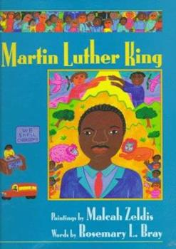 Martin Luther King 0688131328 Book Cover