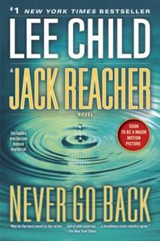 Paperback Jack Reacher: Never Go Back : A Jack Reacher Novel Book