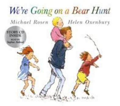 Paperback We're Going on a Bear Hunt Book