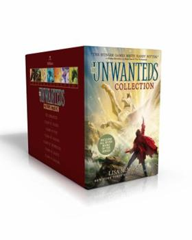 The Unwanteds Complete Collection 1481468863 Book Cover