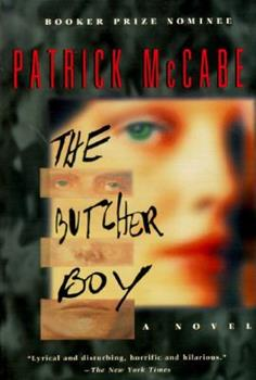 The Butcher Boy 0330328743 Book Cover