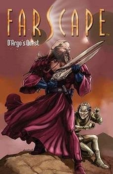 Farscape: D'argo's Quest - Book  of the Farscape - Graphic Novels & Comics