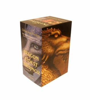 Christopher Paolini Inheritance 3 Books Collection Pack Set