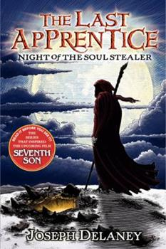 Night of the Soul Stealer 0060766263 Book Cover