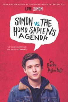 Paperback Simon vs. the Homo Sapiens Agenda Movie Tie-In Edition Book