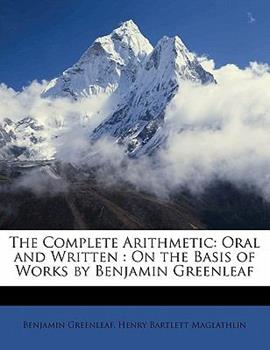 Paperback The Complete Arithmetic : Oral and Written Book
