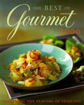 Hardcover The Best of Gourmet : Featuring the Flavors of Thailand Book