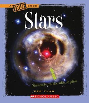 Paperback Stars (a True Book: Space) Book