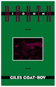 Paperback Giles Goat-Boy Book