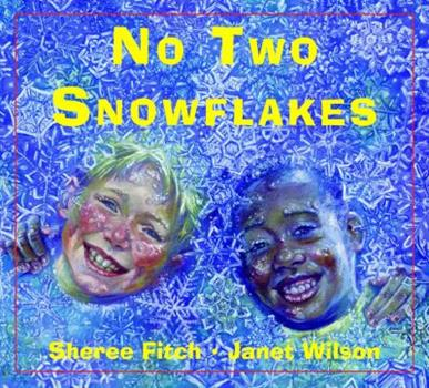 No Two Snowflakes 1551432064 Book Cover