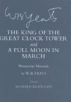 """Hardcover """"the King of the Great Clock Tower"""" and """"a Full Moon in March"""": Manuscript Materials Book"""