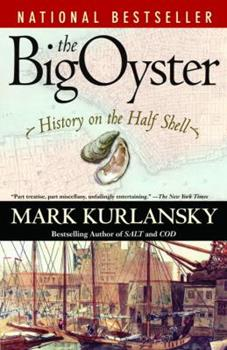 The Big Oyster 0345476395 Book Cover