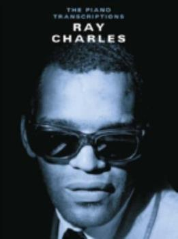 Paperback RAY CHARLES: THE PIANO TRANSCRIPTIONS PIANO, VOIX, GUITARE Book