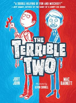 The Terrible Two 1419727370 Book Cover