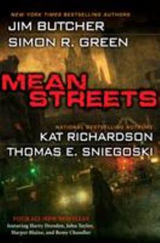 Mean Streets 0451462491 Book Cover