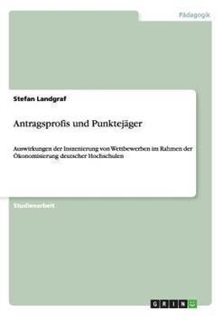 Paperback Antragsprofis und Punktej?ger [German] Book