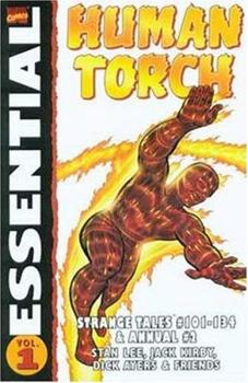 Essential Human Torch Volume 1 TPB (Essential) - Book  of the Essential Marvel