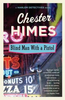 Blind Man with a Pistol 0394759982 Book Cover