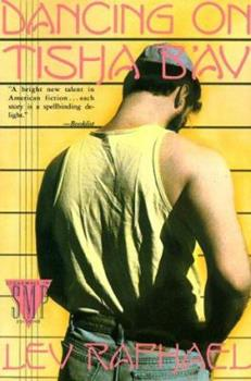 Dancing on Tisha B'av 0312063261 Book Cover