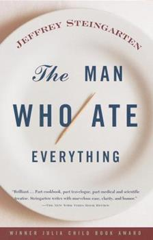 The Man Who Ate Everything 0375702024 Book Cover