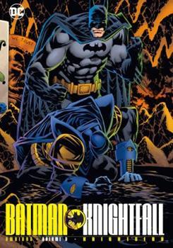 Batman: Knightfall Omnibus Vol. 3: Knightsend - Book  of the Modern Batman