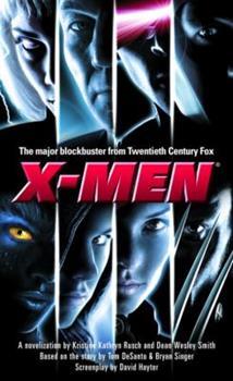X-Men: A Novelization 0345440951 Book Cover