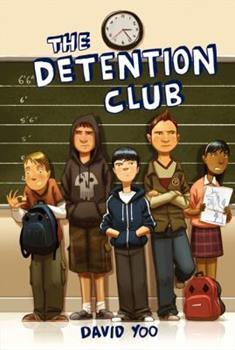 The Detention Club 0061783803 Book Cover