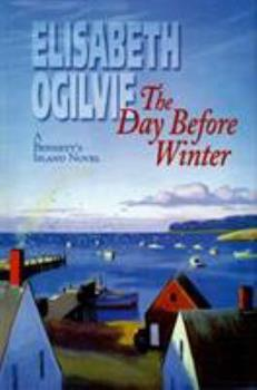 The Day Before Winter (Joanna Bennett's Island Series, Book 9) - Book #9 of the Bennett's Island #0.1