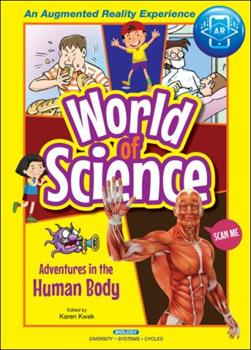 Paperback Adventures in the Human Body Book