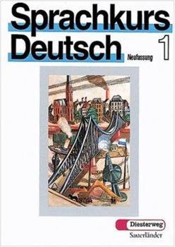 Paperback Sprachkurs Deutsch, Neufassung, Tl.1, Lehrbuch, neue Rechtschreibung (German Edition) [German] Book
