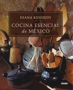 Cocina esencial de México 9700517195 Book Cover
