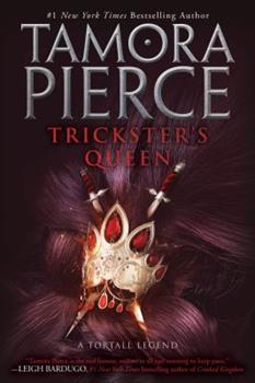 Paperback Trickster's Queen Book